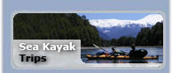 Patagonia Sea Kayak Trips