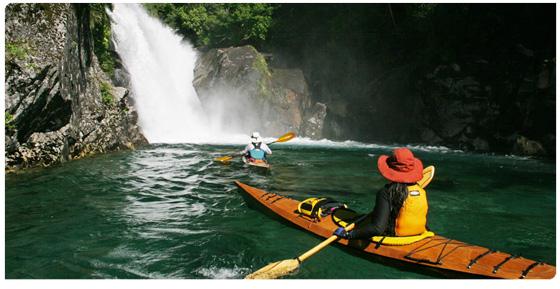 Sea Kayaking Chile Patagonia; Chile Sea Kayaking Trips